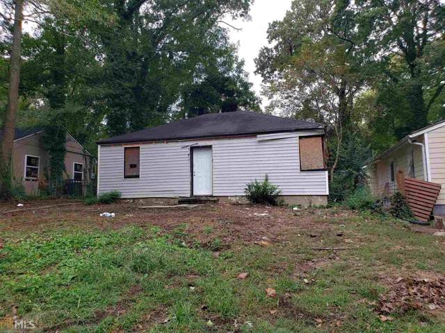 1407 Graymont Dr, Atlanta, GA 30310 (MLS #8680282) :: Rettro Group