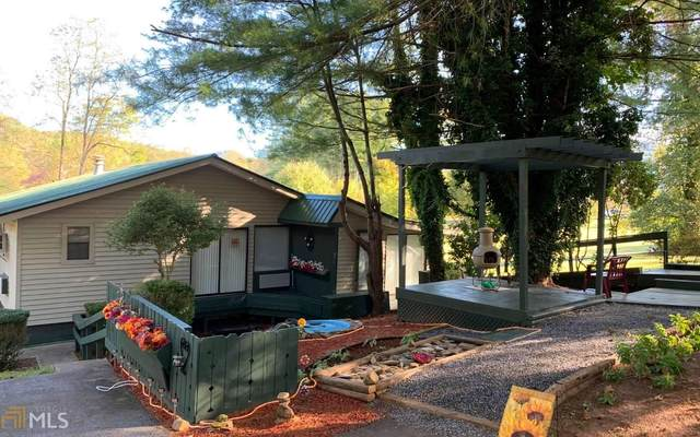 55 Chatuge Village, Hayesville, NC 28904 (MLS #8680973) :: RE/MAX Eagle Creek Realty