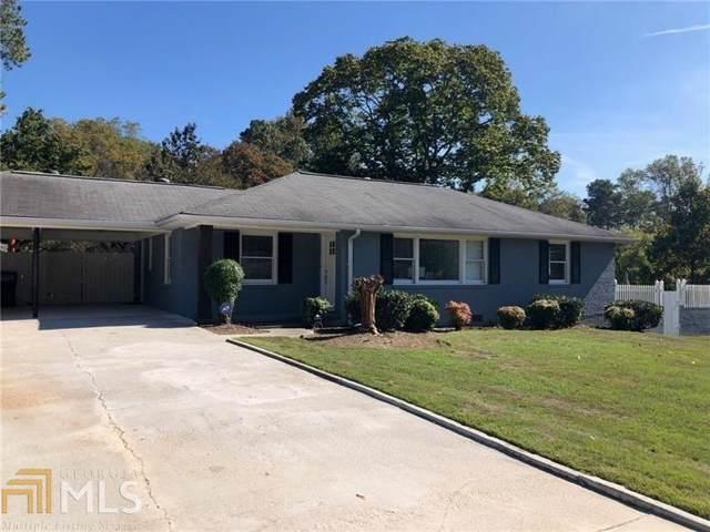 2795 Crestwood Rd, Smyrna, GA 30080 (MLS #8683020) :: Anita Stephens Realty Group