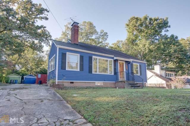 1940 Thompson Ave, East Point, GA 30344 (MLS #8691058) :: Rettro Group
