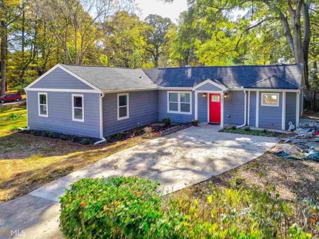 793 Clifton Rd, Atlanta, GA 30316 (MLS #8693702) :: Military Realty