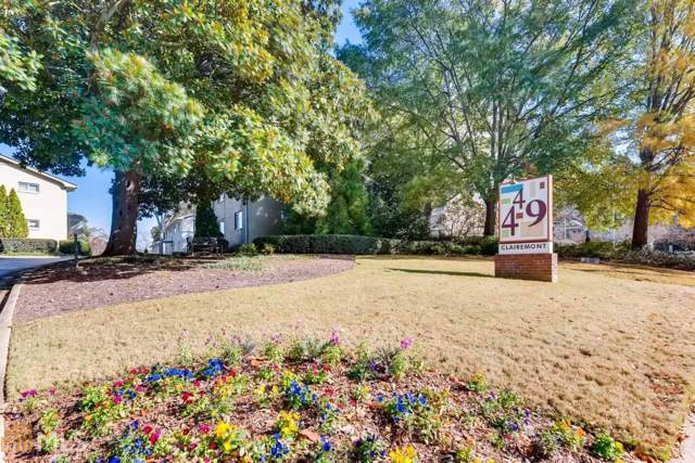 449 Clairemont Ave E-3, Decatur, GA 30030 (MLS #8696958) :: The Heyl Group at Keller Williams