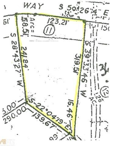 125 Matthew Way, Fayetteville, GA 30214 (MLS #8701066) :: Perri Mitchell Realty