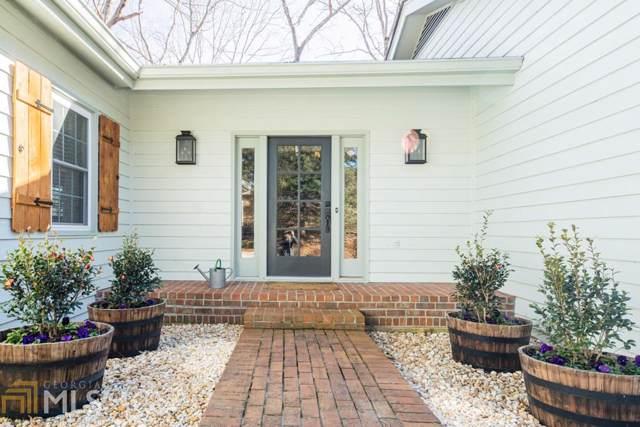 5536 Hidden Harbor Trl, Gainesville, GA 30504 (MLS #8715818) :: Buffington Real Estate Group