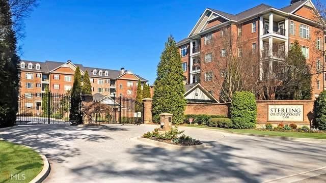 2300 Peachford Rd #2208, Dunwoody, GA 30338 (MLS #8723070) :: Athens Georgia Homes
