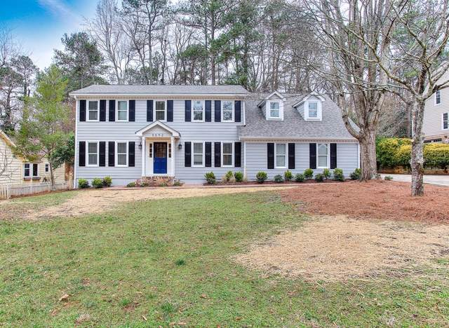 5592 Rebecca Court, Stone Mountain, GA 30087 (MLS #8725045) :: Buffington Real Estate Group