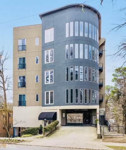 140 Alden Ave #301, Atlanta, GA 30309 (MLS #8731964) :: Rich Spaulding