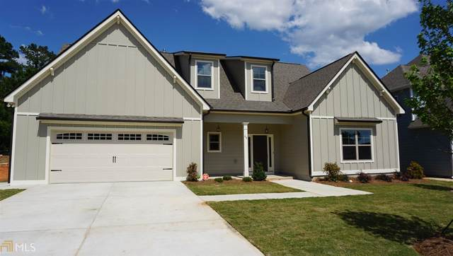 Lot 8 Twelve Parks #8, Sharpsburg, GA 30277 (MLS #8737953) :: Bonds Realty Group Keller Williams Realty - Atlanta Partners