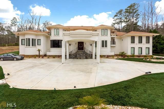 3125 Juhan Rd, Stone Mountain, GA 30087 (MLS #8748910) :: Buffington Real Estate Group