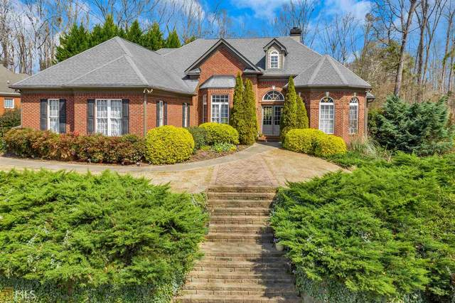 565 Old Collins Rd, Hoschton, GA 30548 (MLS #8751855) :: The Heyl Group at Keller Williams
