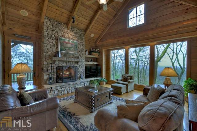 500 Chief Whitetails, Ellijay, GA 30540 (MLS #8761378) :: The Heyl Group at Keller Williams