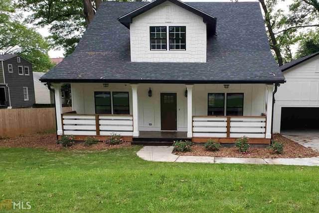 1198 E Forrest Ave, East Point, GA 30344 (MLS #8764593) :: Bonds Realty Group Keller Williams Realty - Atlanta Partners