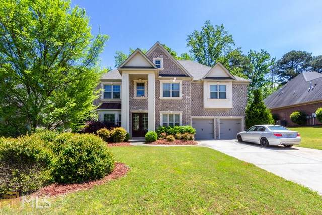 296 Langshire Dr, Mcdonough, GA 30253 (MLS #8765169) :: BHGRE Metro Brokers