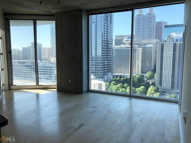 400 W Peachtree St #2211 #2211, Atlanta, GA 30308 (MLS #8774808) :: Athens Georgia Homes
