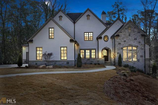 4838 Lake Forrest Dr, Sandy Springs, GA 30342 (MLS #8781145) :: Rettro Group