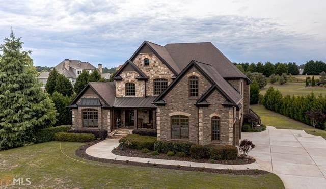 520 Wentworth Ct, Fayetteville, GA 30215 (MLS #8782953) :: Bonds Realty Group Keller Williams Realty - Atlanta Partners