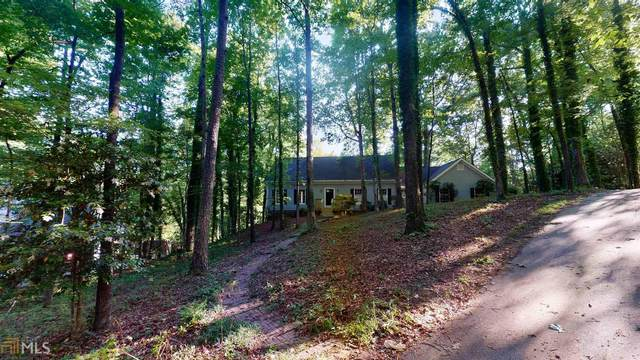 5293 SW East Shore Dr, Conyers, GA 30094 (MLS #8784791) :: Buffington Real Estate Group