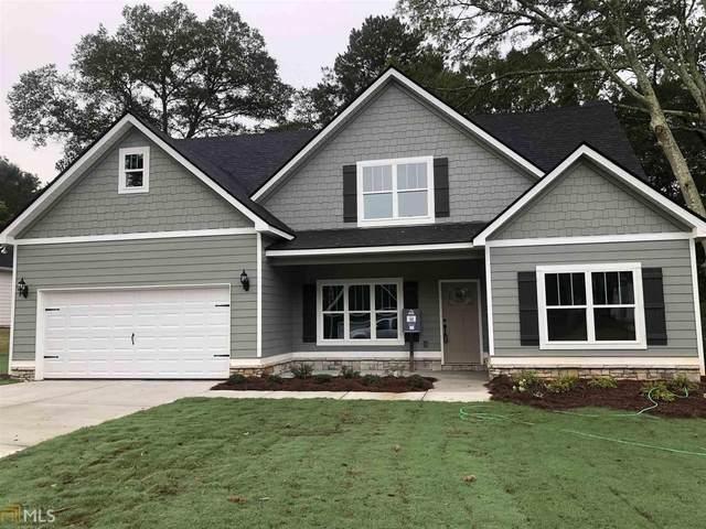 0 Hill St Lot 45, Newnan, GA 30263 (MLS #8787280) :: Keller Williams Realty Atlanta Partners