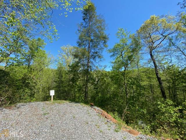 Lot 14 Staurolite Mountain #14, Blue Ridge, GA 30513 (MLS #8789898) :: Team Cozart