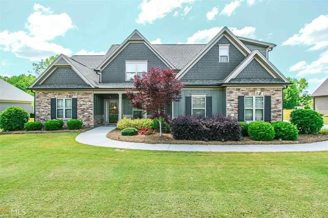 17 Water Oak Dr, Sharpsburg, GA 30277 (MLS #8790184) :: Keller Williams Realty Atlanta Partners