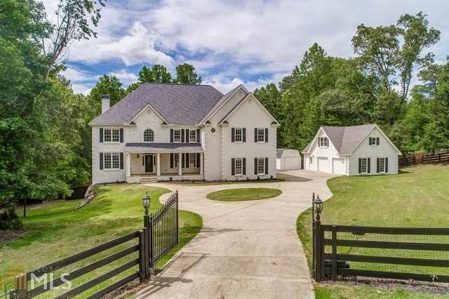 1215 Old Lathemtown Rd None, Canton, GA 30115 (MLS #8792049) :: RE/MAX Eagle Creek Realty