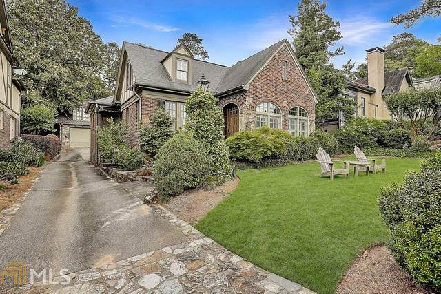 29 Golf Cir, Atlanta, GA 30309 (MLS #8793441) :: Buffington Real Estate Group