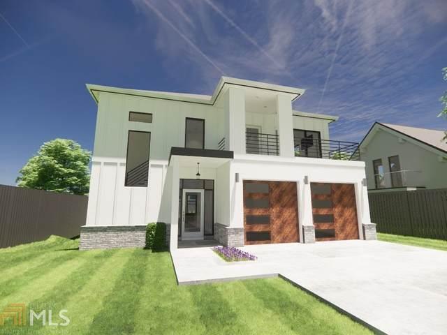 546 E Lake Dr, Decatur, GA 30030 (MLS #8798501) :: AF Realty Group