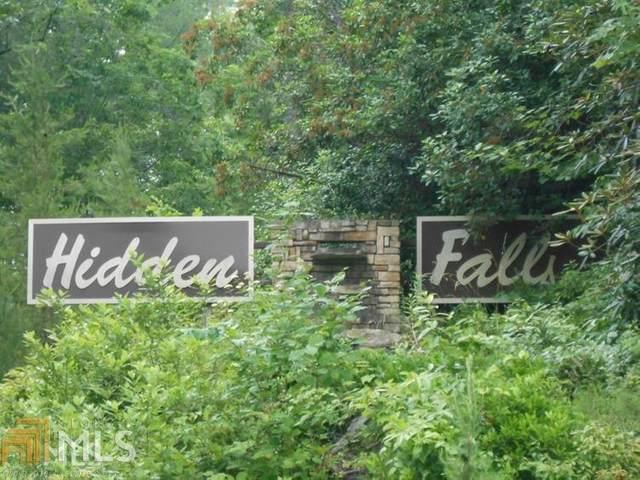 0 Hidden Falls Drive Lot 4, Tiger, GA 30576 (MLS #8802833) :: Rettro Group