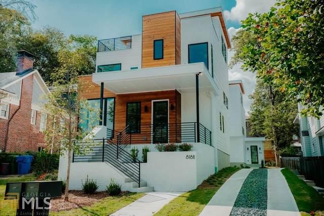 818 Glendale Ter A, Atlanta, GA 30308 (MLS #8803638) :: Amy & Company | Southside Realtors
