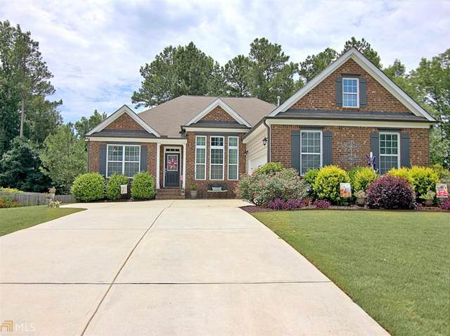 120 Savannah Dr, Senoia, GA 30276 (MLS #8809564) :: The Durham Team