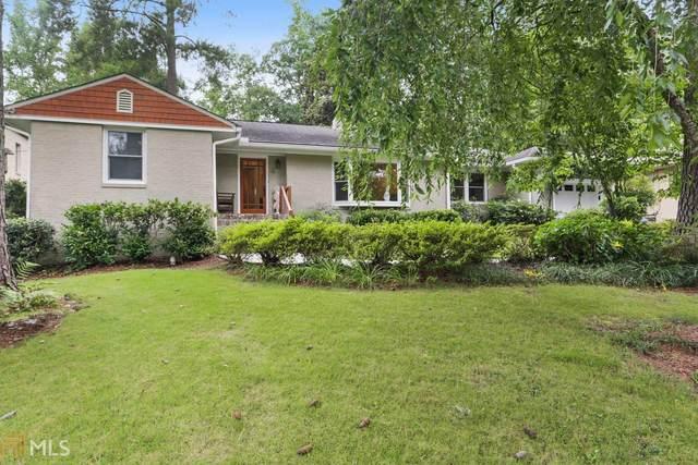 1110 Citadel, Atlanta, GA 30324 (MLS #8809700) :: Buffington Real Estate Group