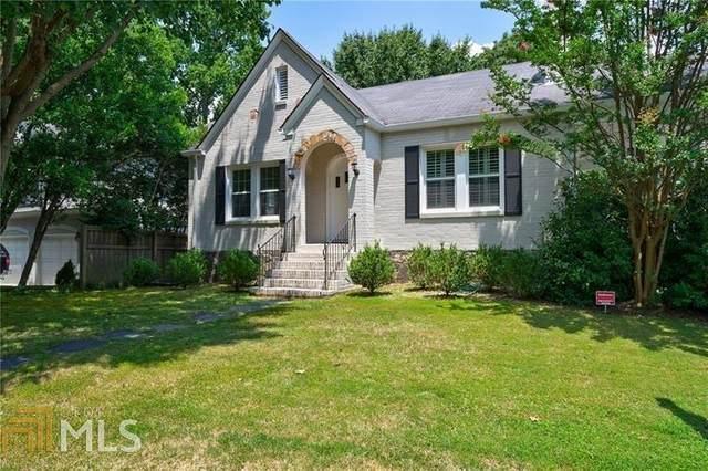340 Peachtree Ave, Atlanta, GA 30305 (MLS #8812539) :: Anderson & Associates