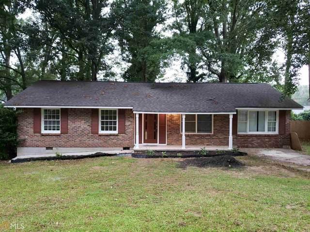 621 Robert E Lee Pkwy, Jonesboro, GA 30238 (MLS #8814472) :: Crown Realty Group