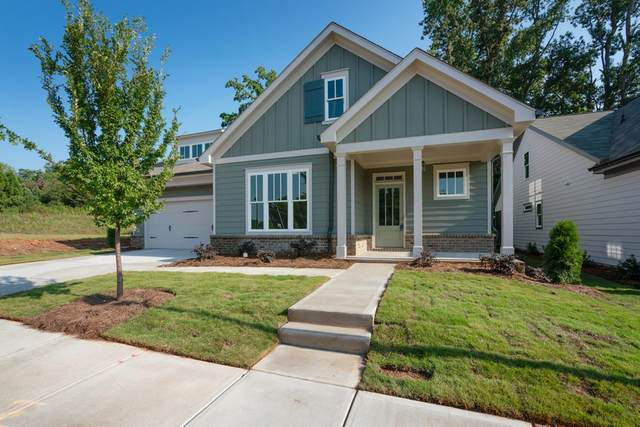 252 Saratoga Dr, Woodstock, GA 30102 (MLS #8814743) :: Keller Williams Realty Atlanta Partners