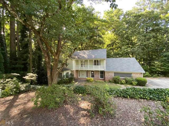 6265 Old Hickory Pt, Atlanta, GA 30328 (MLS #8815329) :: AF Realty Group