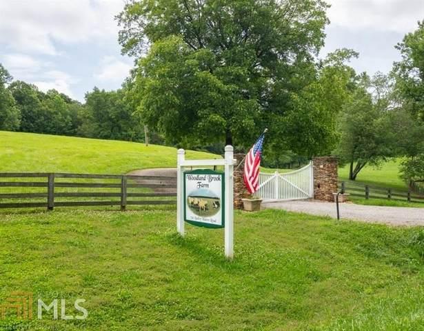 790 Bailey Water Rd, Dawsonville, GA 30534 (MLS #8816530) :: Tim Stout and Associates