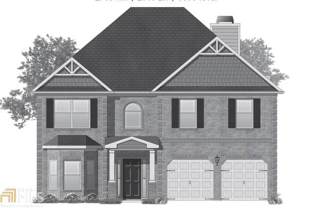 2866 Shoals Hill Ct Lot 1051, Dacula, GA 30019 (MLS #8816660) :: Keller Williams Realty Atlanta Partners