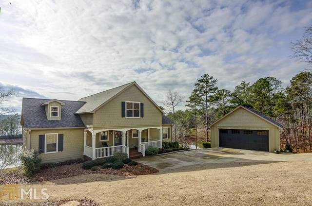 160 Redeye Ln, Wedowee, AL 36278 (MLS #8818428) :: Rettro Group