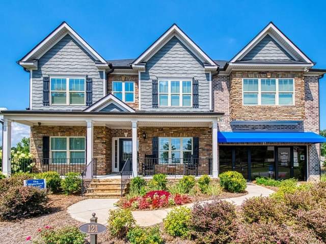 121 Madison St, Holly Springs, GA 30115 (MLS #8819392) :: Keller Williams Realty Atlanta Partners