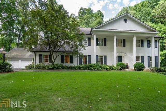 4102 Whitewater Creek Rd, Atlanta, GA 30327 (MLS #8819464) :: Bonds Realty Group Keller Williams Realty - Atlanta Partners