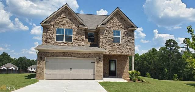200 Amelia Way Lot 24, Ellenwood, GA 30294 (MLS #8825570) :: Rettro Group