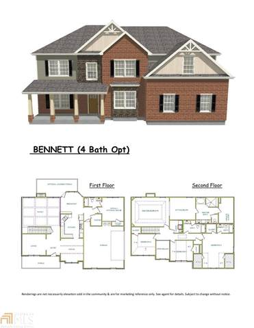 304 Steamwood Ln Lot 22 #22, Mcdonough, GA 30252 (MLS #8828224) :: Buffington Real Estate Group