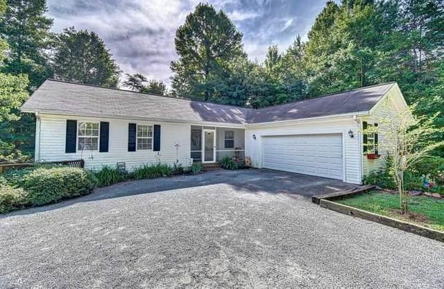 2098 Woodlake Ln, Young Harris, GA 30582 (MLS #8830276) :: Keller Williams Realty Atlanta Partners