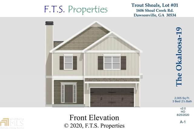 1606 Shoal Creek Rd, Dawsonville, GA 30534 (MLS #8830836) :: AF Realty Group