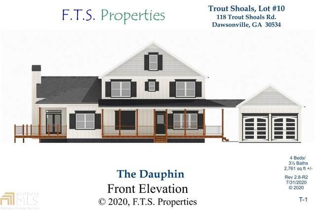 118 Trout Shoals Rd, Dawsonville, GA 30534 (MLS #8831412) :: AF Realty Group