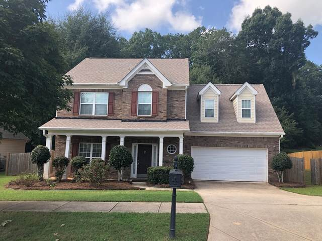 67 Neely Run, Newnan, GA 30265 (MLS #8832738) :: The Durham Team