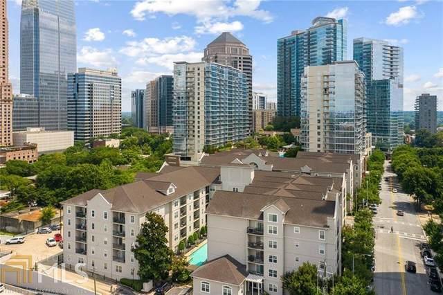 1074 Peachtree Walk B119, Atlanta, GA 30309 (MLS #8833428) :: Athens Georgia Homes