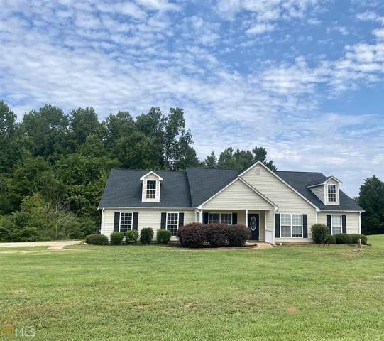 550 Cherokee Cir, Rutledge, GA 30663 (MLS #8837021) :: The Durham Team