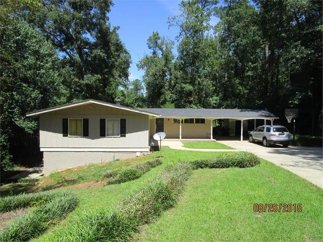 4955 Guerry Dr, Macon, GA 31210 (MLS #8837246) :: Tim Stout and Associates