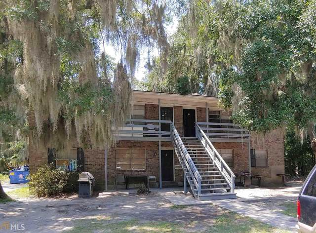 13 Oak Forest Ln, Savannah, GA 31404 (MLS #8838071) :: Rettro Group